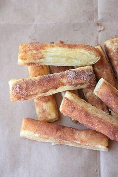 baked churros