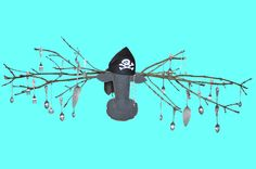 elchling® pirate of your home walls!