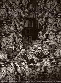 Julien Gracq avec Albert Camus
