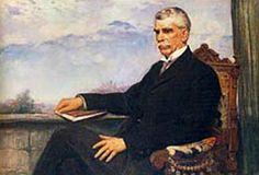 Ivan Vazov, one of the greatest Bulgarian writers and poets. Nikola Mikhailov.  Иван Вазов. Никола Михайлов