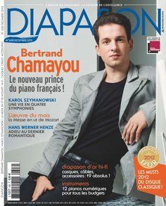 Diapason #608 : Bertrand Chamayou