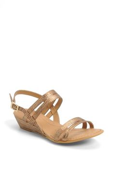 Crown By Born Crown by Børn 'Aylin' Sandal available at #Nordstrom