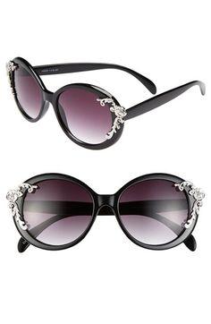 FE NY 'Memoir' Sunglasses available at #Nordstrom