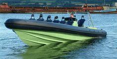 V-Type 10.5mtr sea trials
