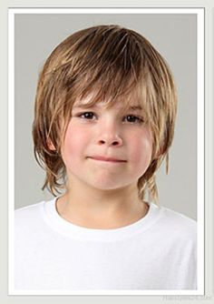 boy haircuts long back short front - Google Search