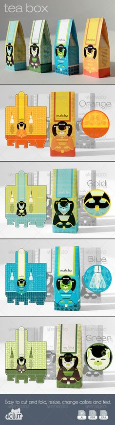 13 Cool Images of Tea Box Design Template. Tea Bag Box Template Template for Tea Packaging Box Design Template for Tea Packaging Box Design Package Design Box Free Printable Teapot Box Templates Cool Packaging, Tea Packaging, Brand Packaging, Packaging Design, Branding Design, Box Design Templates, Print Templates, Tea Box, Cat Design