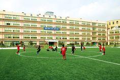 서울대동초등학교 운동장