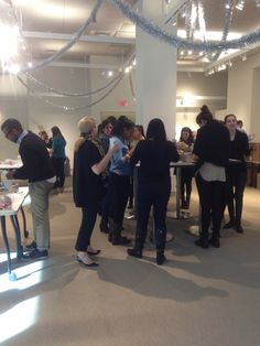St. Jude Holiday Helper Event at our #NYC Office! #StJude #Holidays