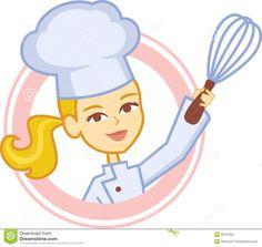 desenhos de meninas cozinhando - Pesquisa Google