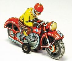 Tipp & Co. Made In Western Germany, Motorbike, 58,