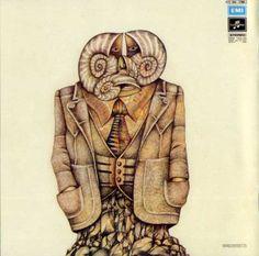 Augusto Daolio 1973 I Nomadi - Un Giorno Insieme [Columbia 3C064-17880 / EMI 724383117321 / EMI 094639559725] #backcover #fantasy #Prog-Rock