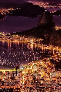 City Lights, Rio De Janeiro?