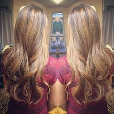 Ombre is in! Come se