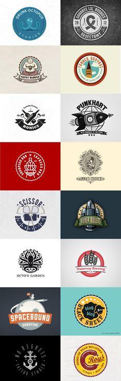 grafiker.de - Logo-Inspiration: Runde Sachen Teil 2
