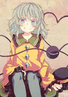 東方 Touhou Art Manga, Manga Girl, Anime Art, Character Art, Character Design, Fan Anime, Anime Profile, Cute Images, Animes Wallpapers