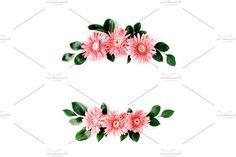 Floral frame - Nature