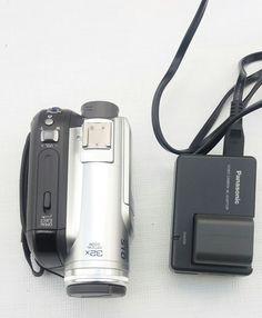 Panasonic PV-GS80 Mini DV Tape Digital Video Camcorder Camera w/ Charger  | Cameras & Photo, Camcorders | eBay!