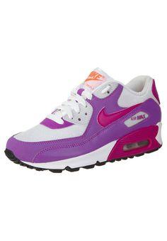 dea999464357c1 AIR MAX 90 GG - Matalavartiset tennarit - Pr Pltnm FSn Pnk-Lsr Prpl-Ttl    Zalando.fi 🛒. Free Running ShoesNike ...