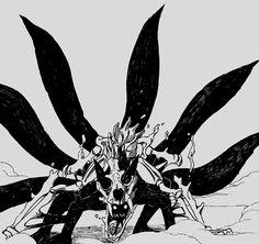 Kyūbi transformation