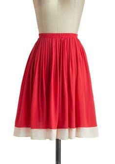 Le Centre Pompidou Skirt | Mod Retro Vintage Skirts | ModCloth.com