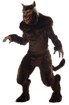 Brasilvana's Worldwide Products - Deluxe Realistic Creature Werewolf Costume Lobisomem, $177.99 (http://www.brasilvanasworldwide.com/deluxe-realistic-creature-werewolf-costume-lobisomem/)