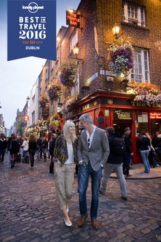 Dublin is one of Lonely Planet's top 10 cities in the world to visit in 2016! Here are 5 reasons why!