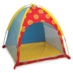 Pacific Play Tents Starburst Lil Nursery Tent, Multicolor
