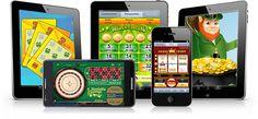 Netticasinolla pystyt pelaamaan suosikkipelejäsi myös mobiili- taikka tabletti-laitteella.  Tutustu laajaan mobiilipelivalikoimaamme nettisivuillamme, aiheesta voit lukea lisää blogistamme :)