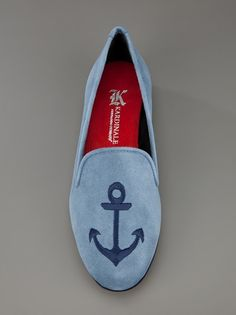 KARDINALE - ANCHOR loafers