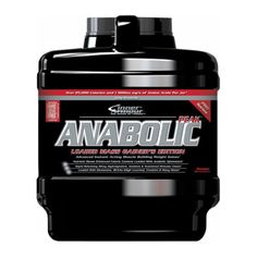 Inner Armour ANABOLIC PEAK GAINER C&C 12LB #fitness #healthy #health #sports #fitnessmodel #gym