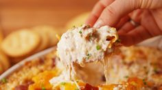 Loaded Onion Dip