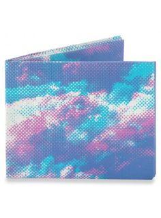 Wallet Pop Clouds de Carteras en el bazar en Línea - Sacional