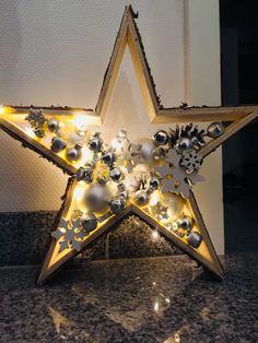 Weihnachtsdeko Stern