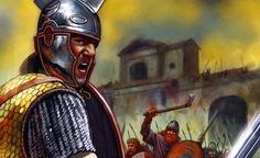 The end of empire: the fall of Rome