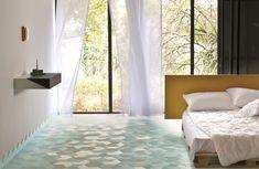 Wand- und Bodenbelag aus Feinsteinzeug für Innen TEX BLUE Kollektion TEX by MUTINA   Design Raw Edges