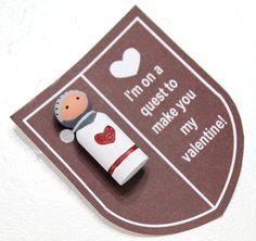 Cute valentine's day idea!!!!