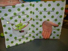 Livre de la souris verte par les elfes bricoleuses