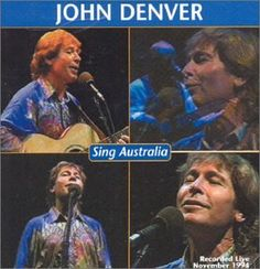 John Denver, Colorado, Make Pictures, Beautiful Soul, Singing, Australia, Music, Amazon, Heart