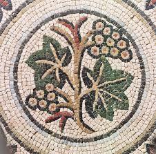 mosaique romaine géométrique ile ilgili görsel sonucu