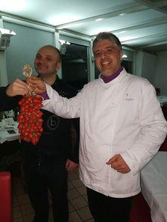 Le Star amano il BACCALÀ!! Con Luigi Russo intellettuale del gusto, Peppe Iodice I love design#fooddesign #fooarchitect #foodlove#appuntidigustotracoloriesogni#food#cucine#tradizioni#lastoriaatavola#consigliacaliendo #luigirusso #chefs #baccalaestoccafisso #slowfood #TRENTANNILALANTERNA#suuoni#colori #sapori#sogni#gnam#yammy #foodblogger