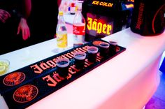 Jagermeister night @Lisa E lavanderie a vapore Collegno