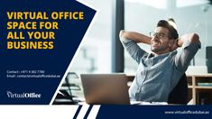 Virtual Office for All your business Needs Business Contact, Business Requirements, Online Marketing, Dubai, Space, Floor Space, Spaces