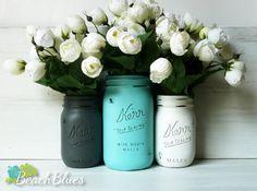 Turquoise and Grey Wedding #duckeggwedding #greywedding #weddinginspiration