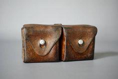 Cameras & Photo 100% True Rare 1942 Ww2 Era Swiss Military Army Leather Binocular Case Great Condition