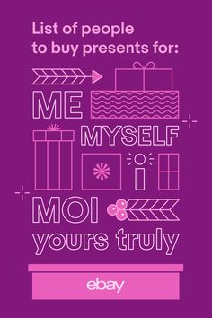 This season, the most important person on your list is you. Take a look around the Holiday Marketplace and discover unique gifts for everyone on your list… especially yourself. #ChristmasGifts #GiftIdeas #CuteGifts Cute Gifts, Unique Gifts, Christmas Gifts, Holiday, For Everyone, Presents, Take That, Beautiful Gifts, Xmas Gifts