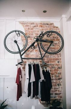 Bicycle home decorating ideas