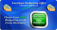 Free budgeting giveaway from Mvelopes! A great resource to keep your budget in check!