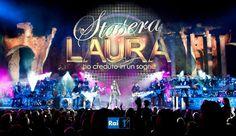 """""""Stasera Laura"""", la Pausini in prima serata Rai Uno: Al Bano e Romina canteranno dall'Arena di Verona"""
