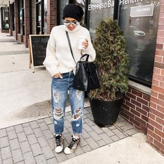 6 plus hours at the Cancer Center have to look cute at least! Diva Fashion, Cute Fashion, Star Fashion, Boho Fashion, Winter Fashion, Weekend Fashion, Street Fashion, Womens Fashion, Classy Street Style