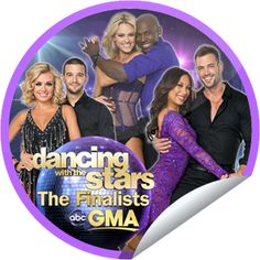 DWTS After Party on GMA on May 23! Sticker | GetGlue